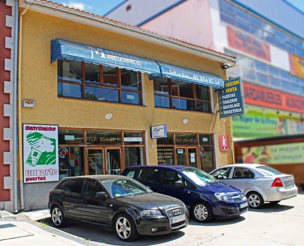 Maderas Marbella Centro, nuestra exposición.